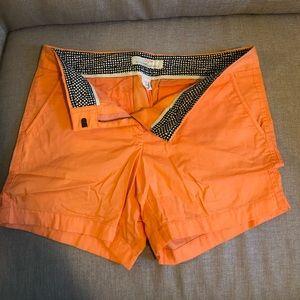 J.Crew broken in Chino shorts